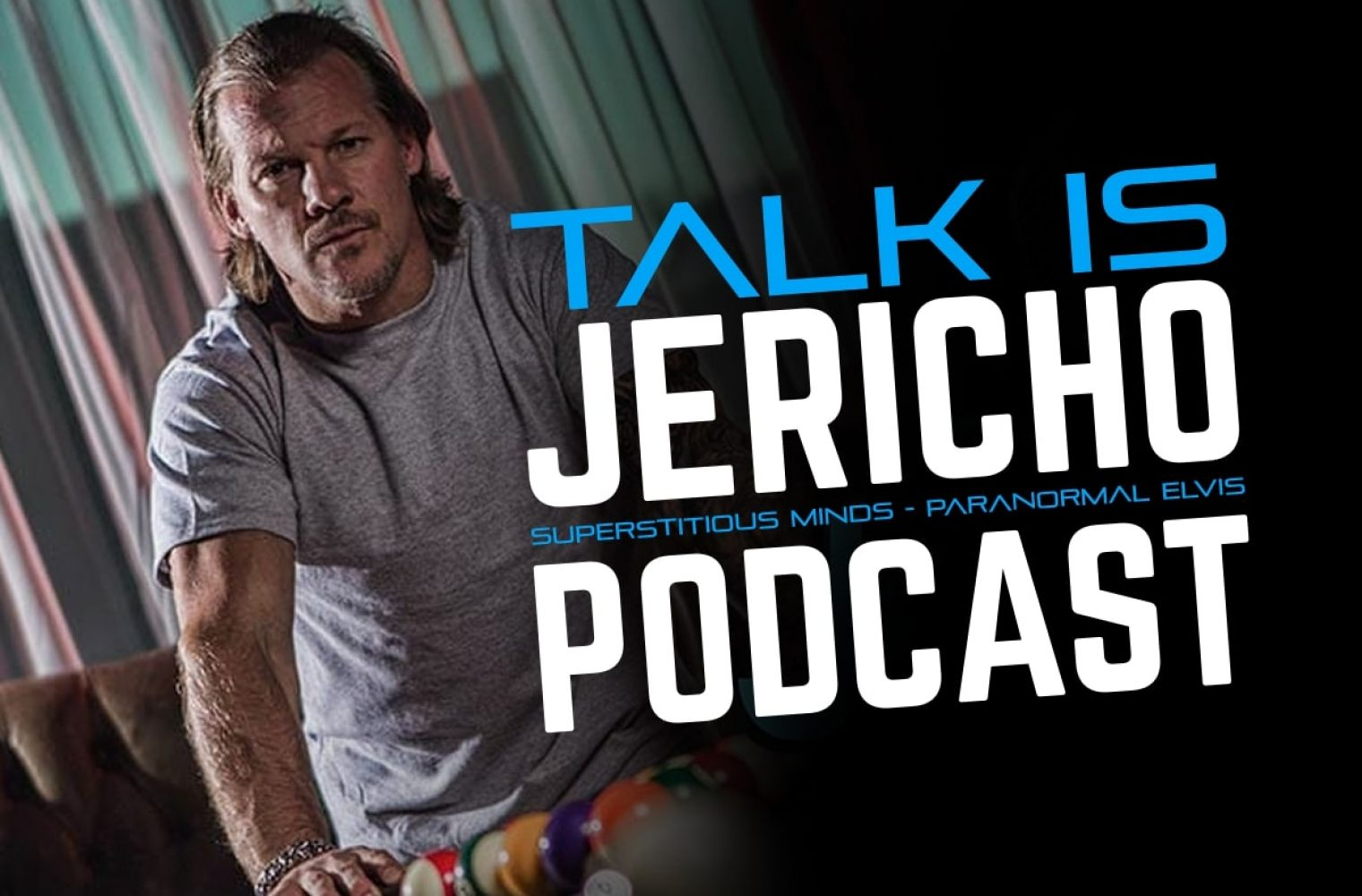 Talk Is Jericho: Superstitious Minds – Paranormal Elvis