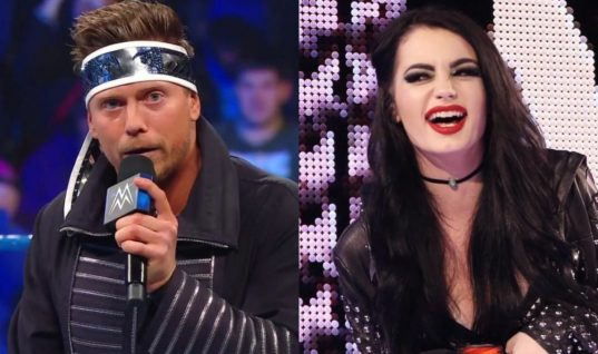 The Miz And Paige Agree New WWE Contracts