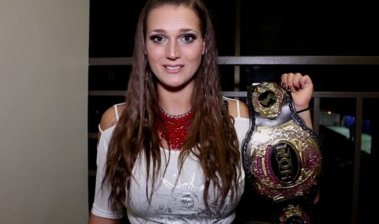 ROH Not Renewing Women Of Honor World Champion Kelly Klein's Contract