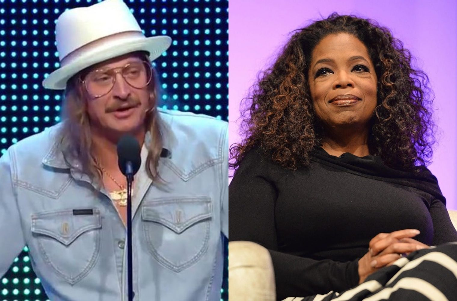 "Kid Rock Gets Drunk And Says ""F**k Oprah"" (w/Video)"