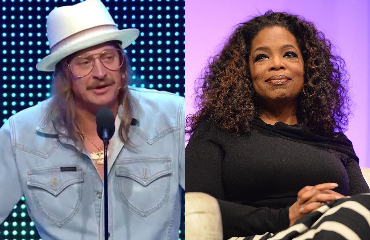 "Kid Rock Gets Drunk And Says ""F**k Oprah"" (w/Video)"