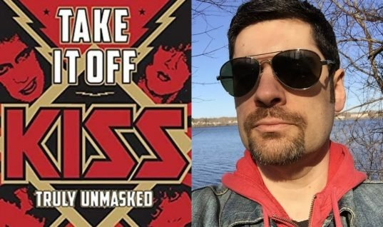 'Take It Off': Author Greg Prato Discusses New Non-Makeup Era Kiss Book