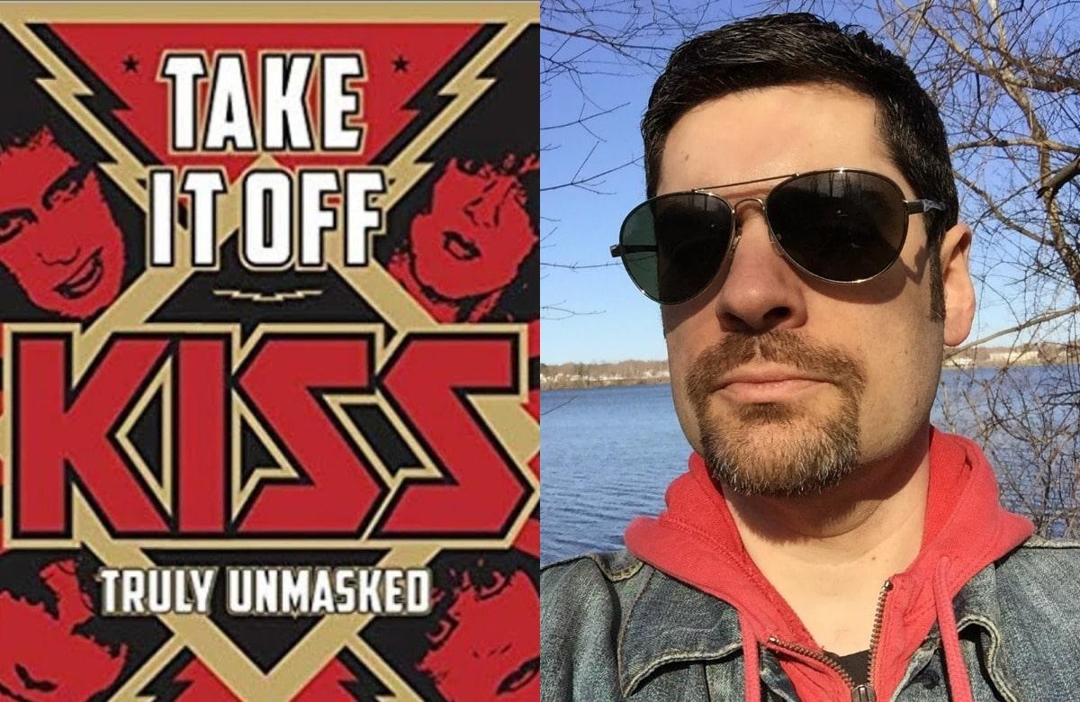 'Take It Off': Author Greg Prato Discusses New Non-Makeup Era Kiss Book