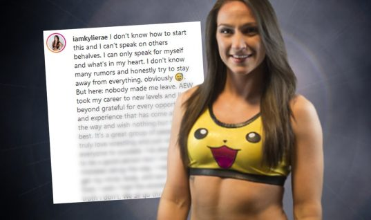 Kylie Rae Comments On Her AEW Departure