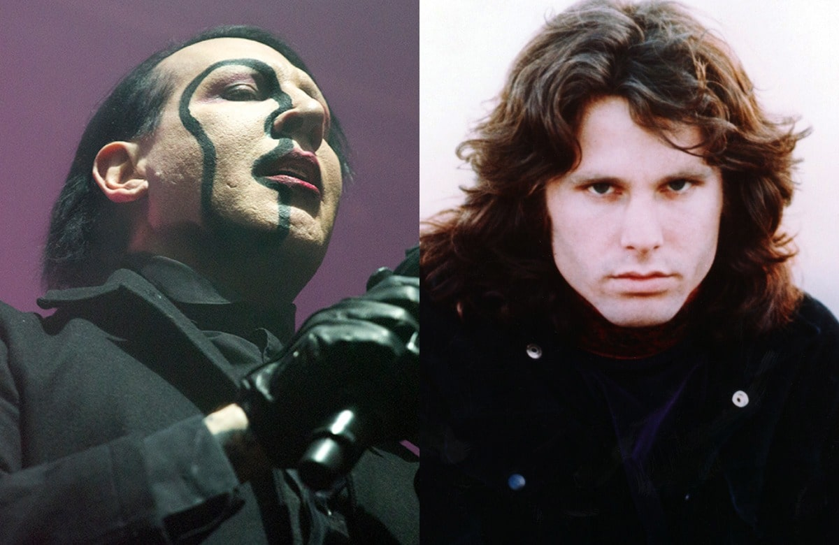 Marilyn Manson Releases Cover Of The Doors 'The End' (w/Video)