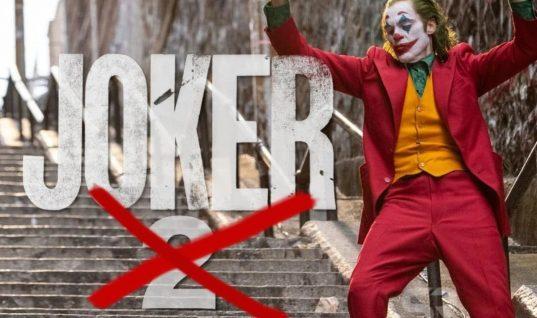 Rumor Killer: Joker 2 Is NOT Happening Yet