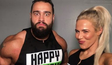 Rusev And Lana Taking A Break From WWE