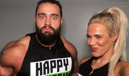 Lana Signs New WWE Contract But Rusev Is Still In Negotiations