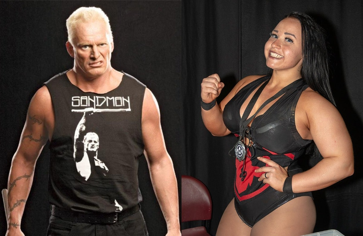 The Sandman Says That Women Main Eventing Is Wrong