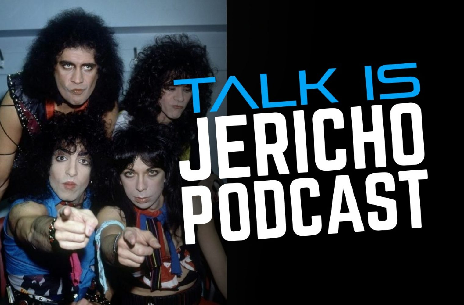 Talk Is Jericho: Take It Off – KISS Unmasked In The 80's