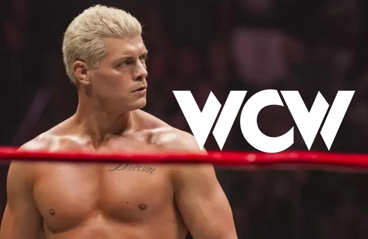 Cody Rhodes Has Filed Trademarks For Two More Former WCW PPV Names