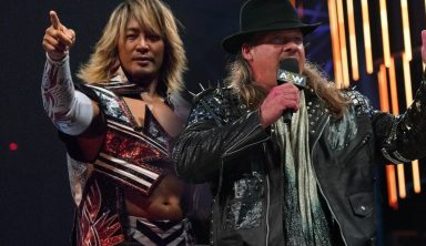 Jericho Confirms Whether Or Not Tanahashi Will Receive A Title Match If He Defeats Him (w/Video)