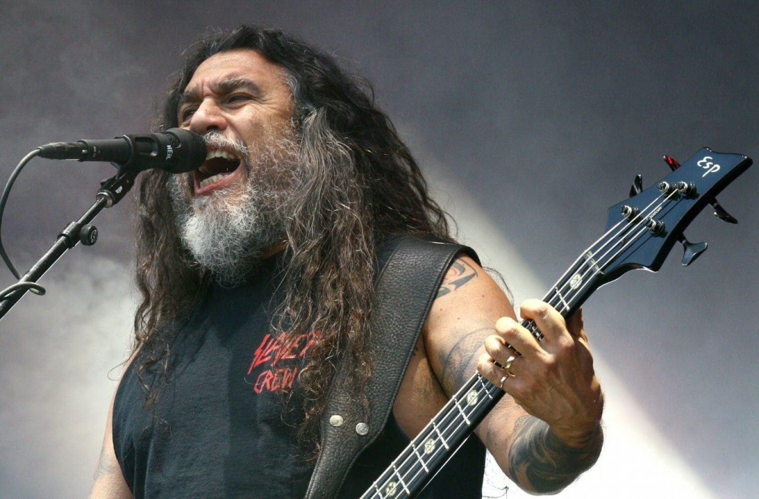 Slayer Perform Last-Ever Concert And Say Goodbye (w/Video)