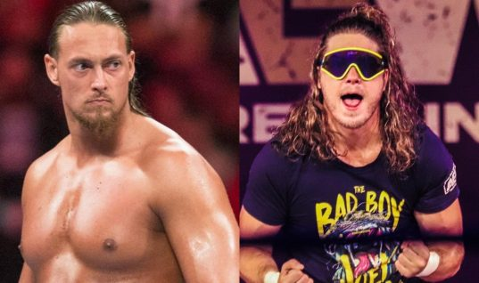 Big Cass Tweets Threat To Joey Janela, Deletes It, Then Claims Was A Work