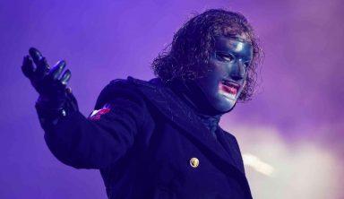 Slipknot's Corey Taylor Has Written A Horror Movie