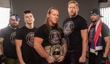 Chris Jericho Reveals The Different Wrestlers Considered For The Inner Circle