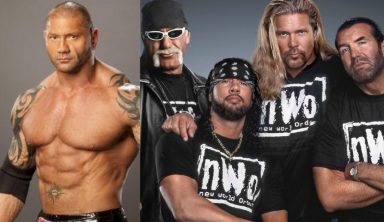 Batista And The nWo To Be Part Of WWE's Hall Of Fame Class Of 2020