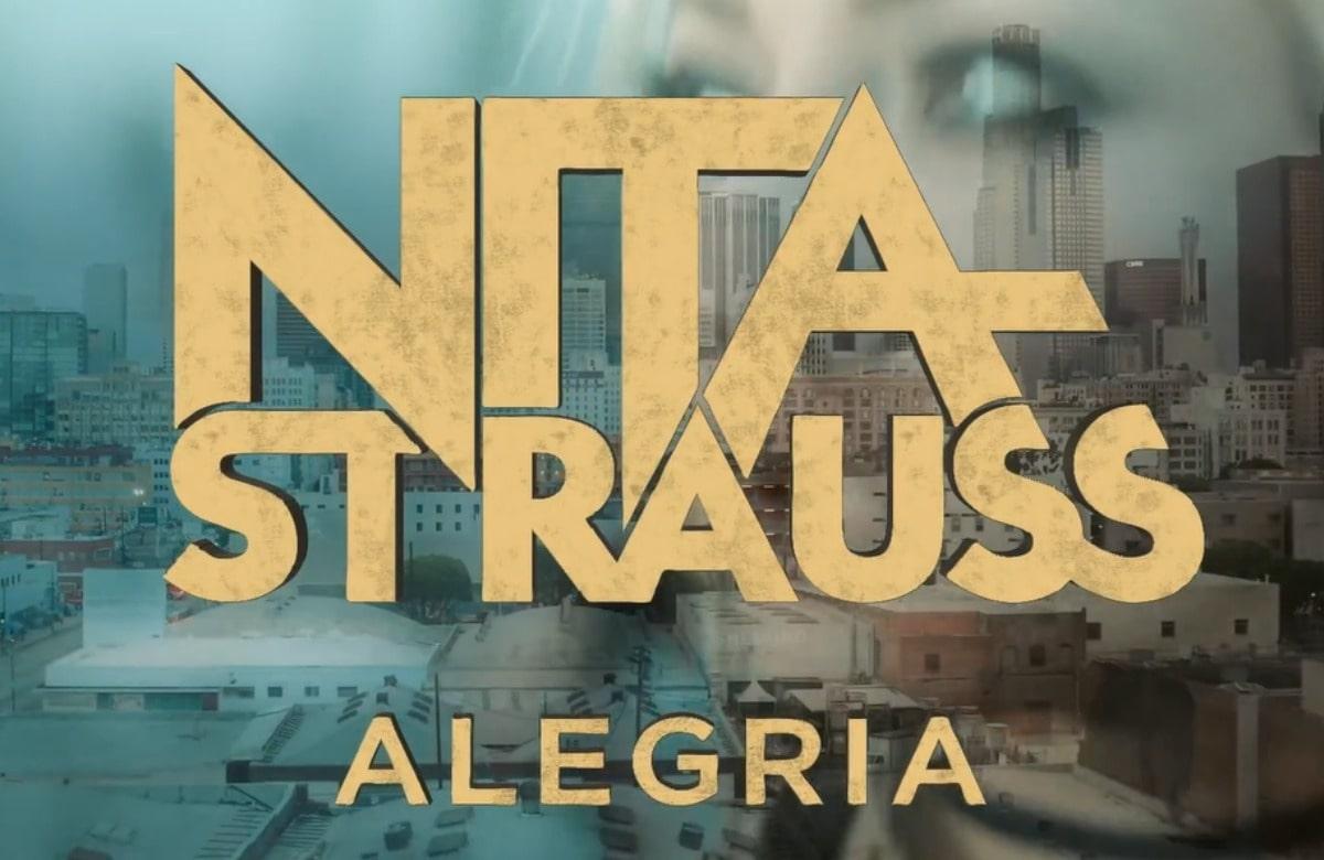 Nita Strauss Releases New Music Video