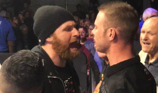 Sami Zayn Confronted Fan Who Yelled Homophobic Slur At Him (w/Video)