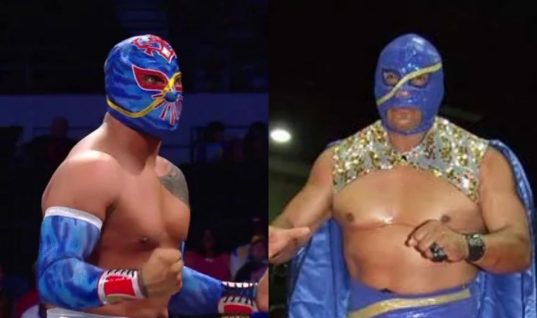 Sin Cara Changes Name To That Of His Deceased Idol