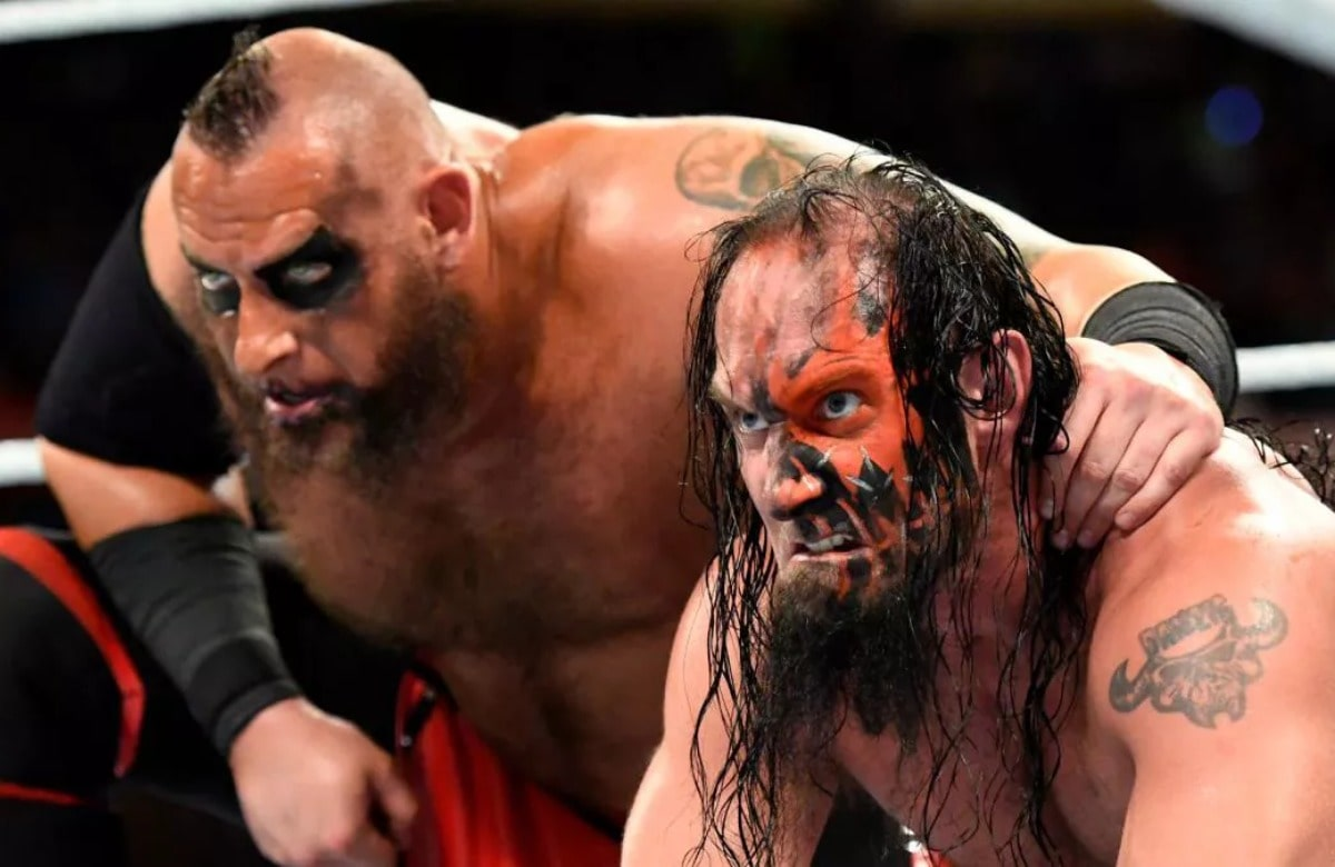 Add Konnor And Viktor To The List Of Wrestlers Released By WWE