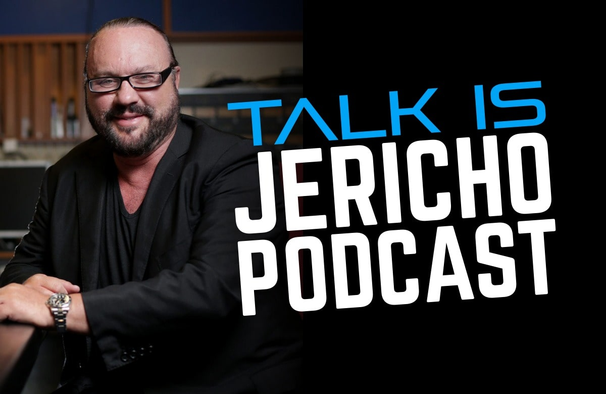Talk Is Jericho: I Was Made For Livin' On A Prayer With Desmond Child