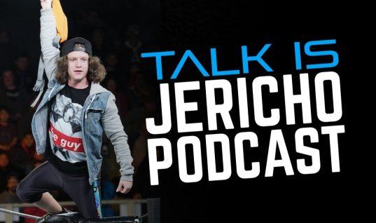 Talk Is Jericho: Marko Stunt – Mr. Fun Size Hits The Big Time