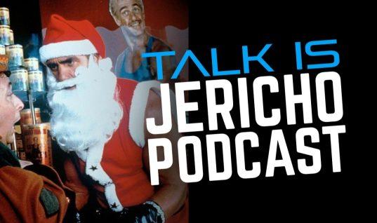 Talk Is Jericho:  Ho Ho Hogan – A Santa With Muscles Watchalong