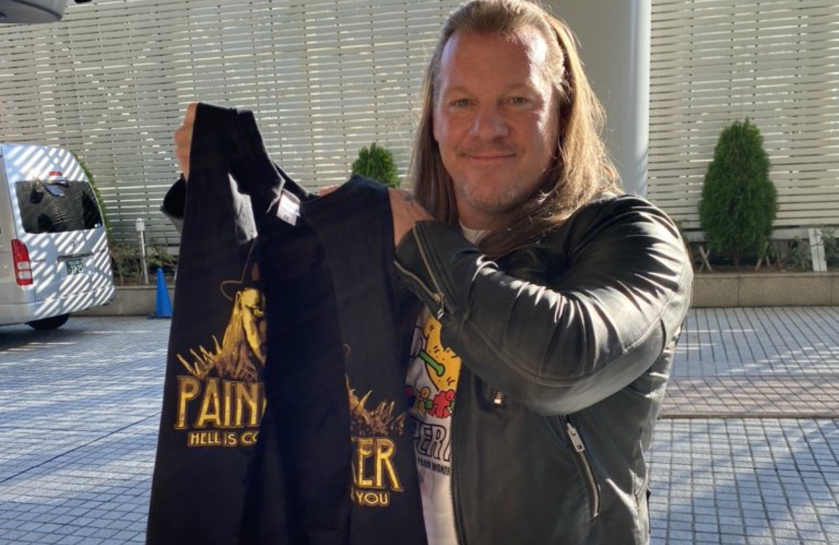 Chris Jericho Donates His Ring Worn WK14 Shirt For Australian Bushfire Victims