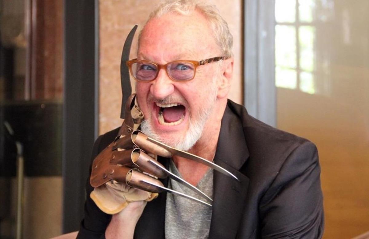 Horror Film Icon Robert Englund's New Show Gets Premiere Date