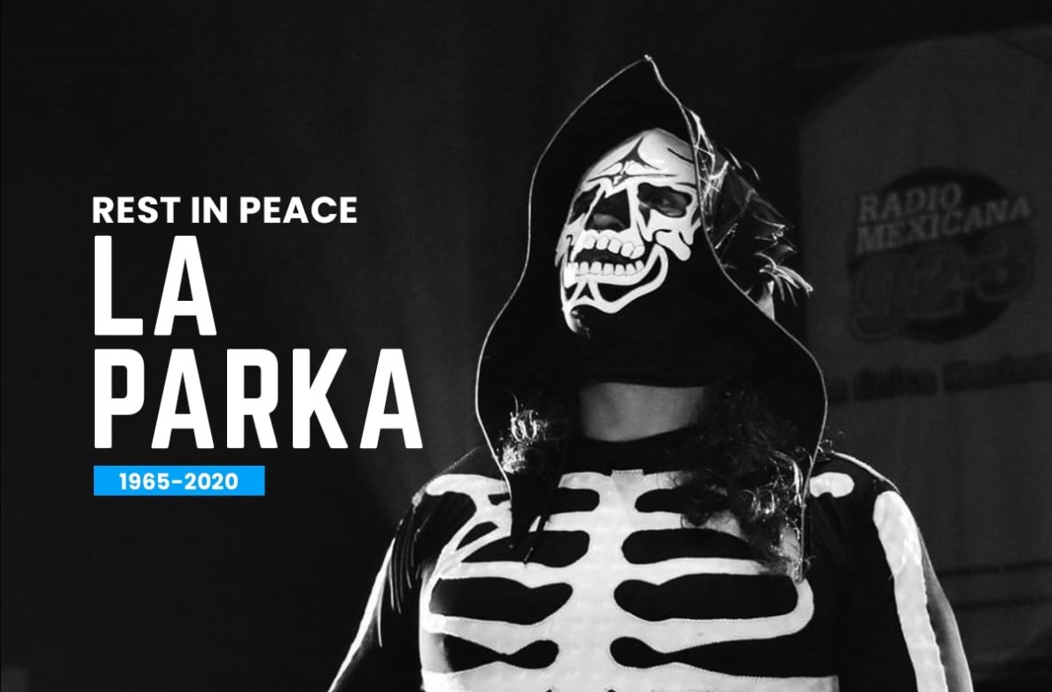 AAA's La Parka Has Passed Away