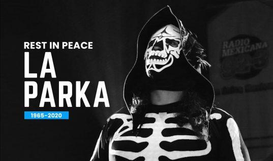 AAA's La Parka Has Passed Away
