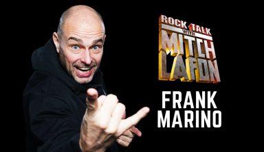 Rock Talk With Mitch Lafon: Frank Marino Interview