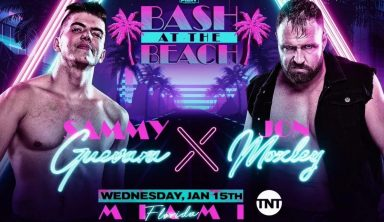 AEW's Nine Day Fan Extravaganza Starts Tonight With Bash At The Beach