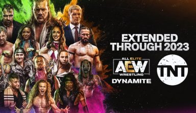 TNT Extend AEW Dynamite Contract, Plus Adding A Second Show
