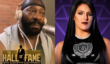 Booker T Critical Of Tessa Blanchard Winning Impact Wrestling's World Championship
