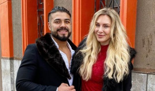WWE Superstars Andrade And Charlotte Flair Announce Their Engagement