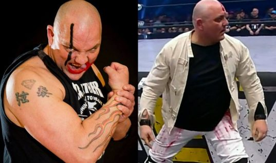 Japanese Deathmatch Legend Dr. Luther Debuts On AEW Dynamite