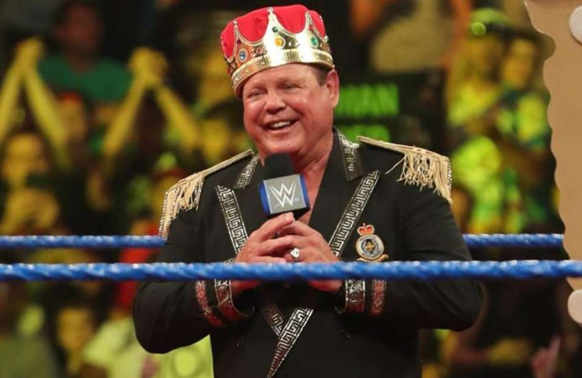 Hall Of Famer Jerry Lawler Is On WWE's 'No Touch' List