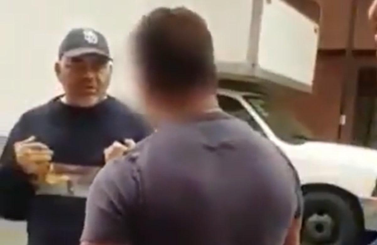 Psicosis II Slaps Konnan In The Street (w/Video)