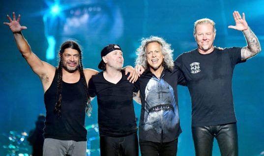 Metallica Donate Over $500,000 To Help The Australian Bushfire Crisis
