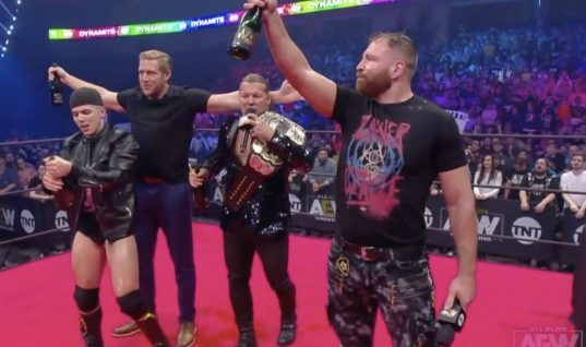 Jon Moxley Gives His Answer To The Inner Circle (w/Video)