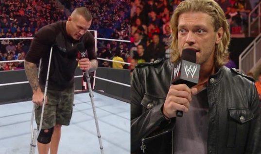 Why WWE Did The Randy Orton Injury Angle On Raw