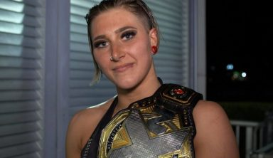 WWE Are Removing Gender Specificity From The NXT Women's Championship