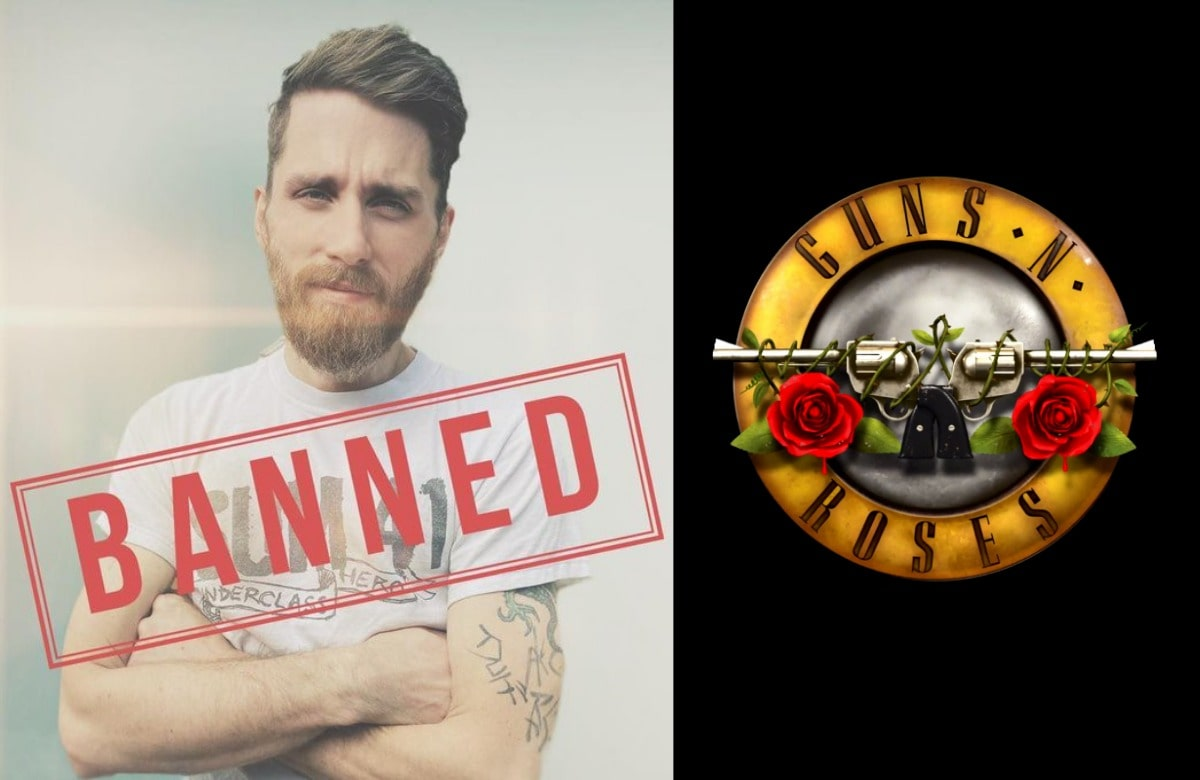 Universal Music Group Is Suing Guns N' Roses Superfan For $13,950,000