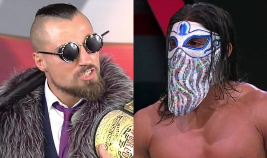 Ring Of Honor Re-Sign Marty Scurll And Bandido