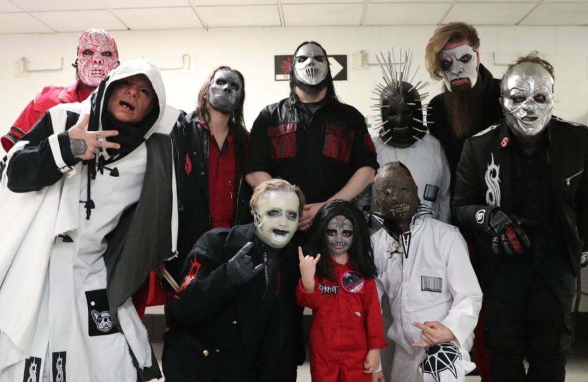 Slipknot Give Once In A Lifetime Opportunity To Five Year Old Boy