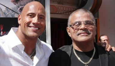 The Rock Posts Touching Tribute To His Father On Instagram