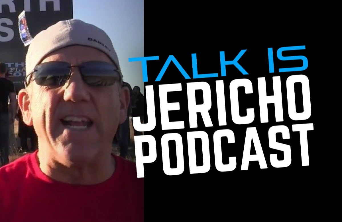 Talk Is Jericho: David Weiss – Flat Earth And The Globe Lie