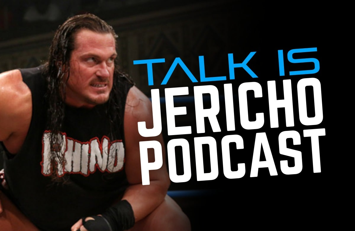 Talk Is Jericho: The Gorey Stories of Rhyno